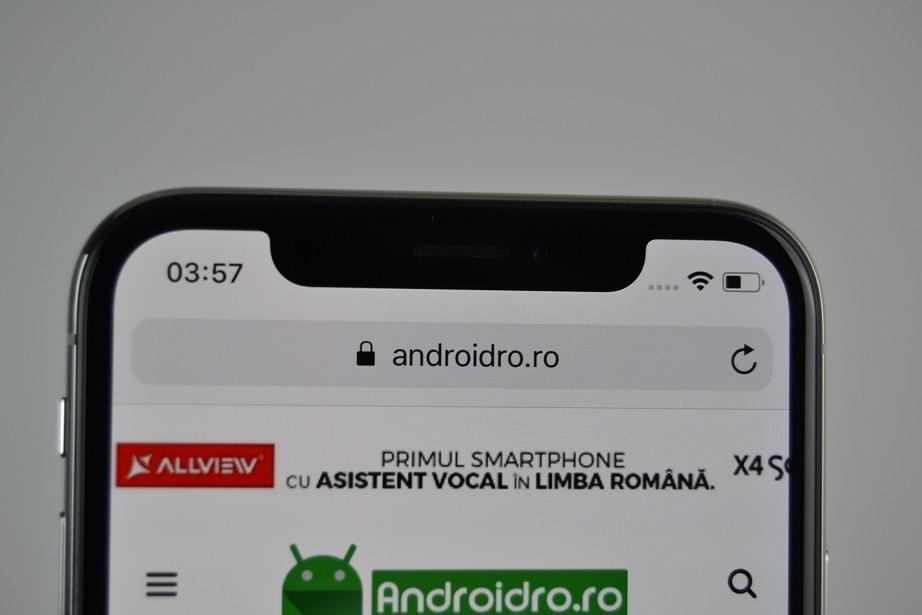 iphone x, unboxing in limba romana si cateva pareri