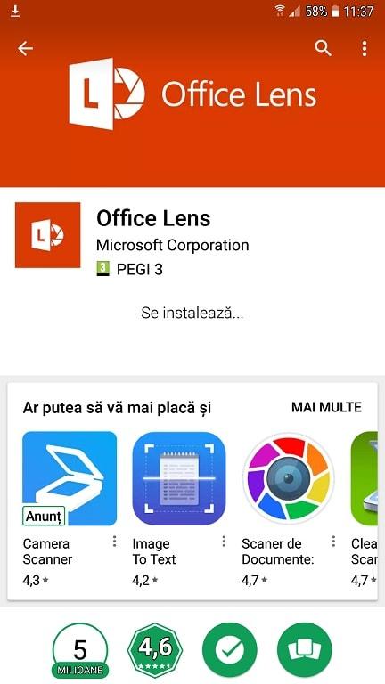 super aplicatie pe telefon pentru elevi, sau cei ce lucreaza la birou
