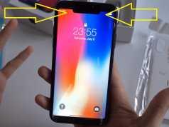 clona de iphone x