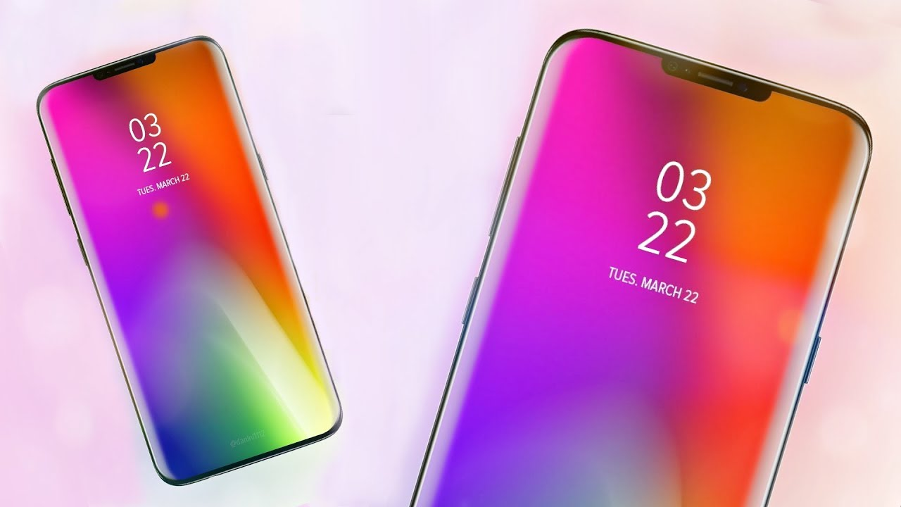 """samsung galaxy s9 va avea si el """"notch"""" la fel ca iphone x?"""