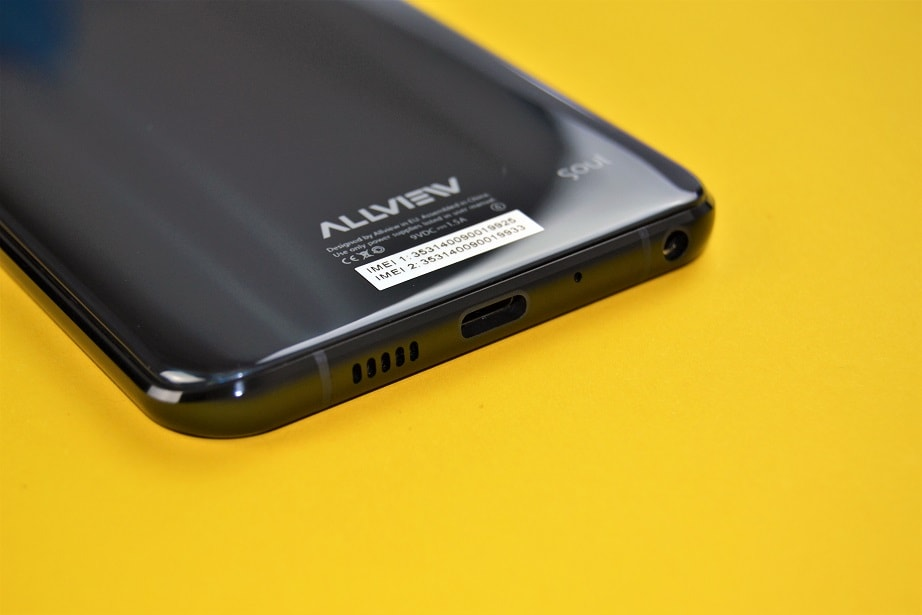 allview x4 soul infinity plus - unboxing