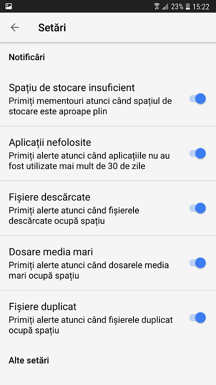 files go, aplicatie super utila dezvoltata de google