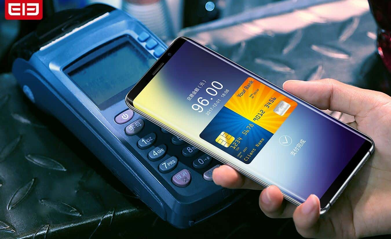 elephone s9, prima imagine reala si oficiala cu telefonul si pret