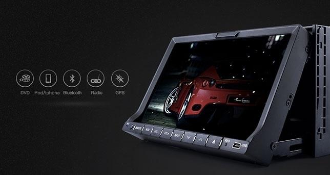 top 5, dispozitive audio pentru masina de tip 2din cu android