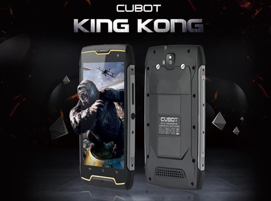 cubot king kong