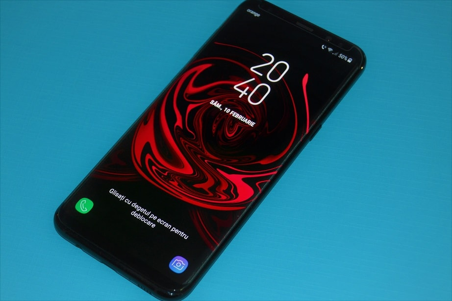 aplicatie speciala pentru telefoanele cu display amoled