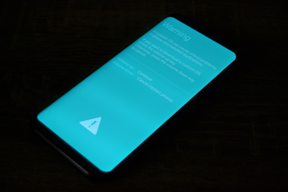 revenire la android 7 nougat de la oreo pe samsung s8+ sm-g955f