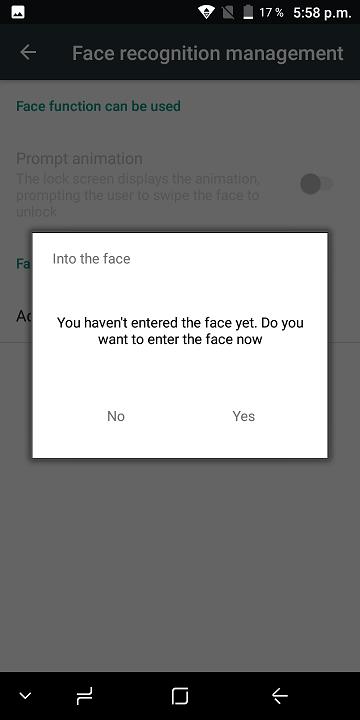 ce inseamna si cum functioneaza face id pe telefoanele cu android?