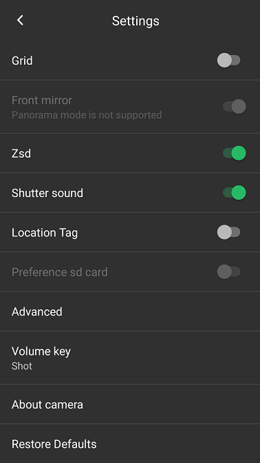 instaleaza pe orice telefon camera de pe allview x4 soul infinity plus