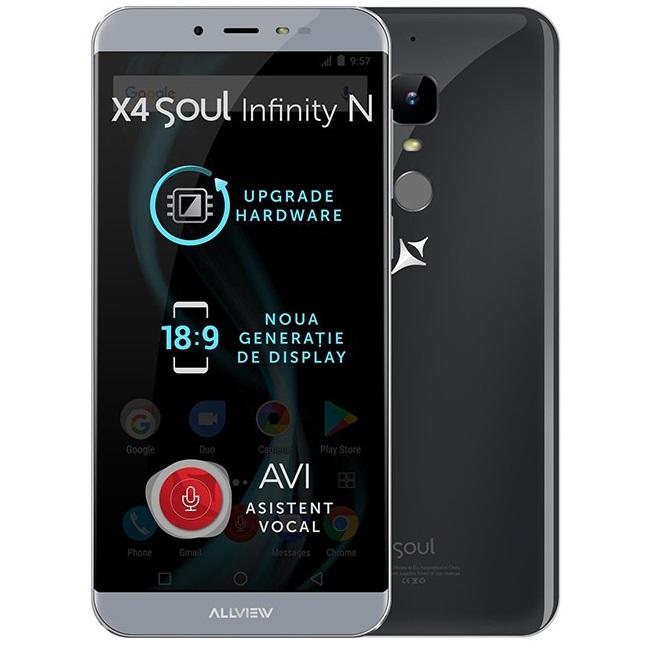 reducere de 400 lei pentru allview x4 soul infinity n steel gray