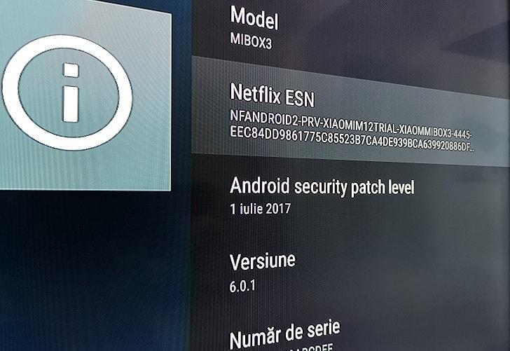 xiaomi mi box primeste update la android 8 oreo