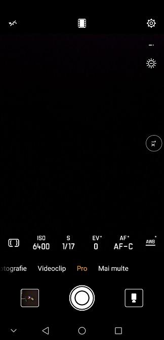 cat de buna este camera foto de pe huawei p20 pro?