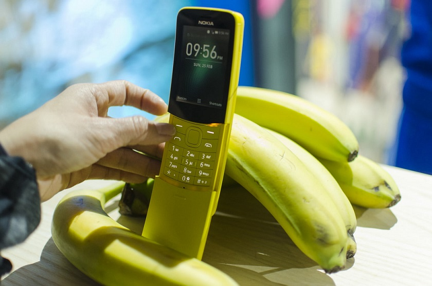 "nokia ""banana"" 8110 (2018)"