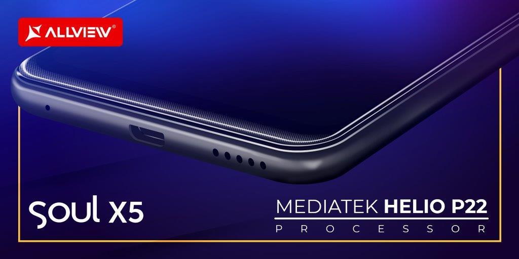 allview pregateste un telefon cu procesor mediatek helio p22