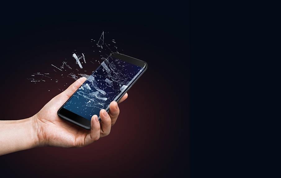 recuperare poze si date de pe telefon cu ecran spart sau stricat