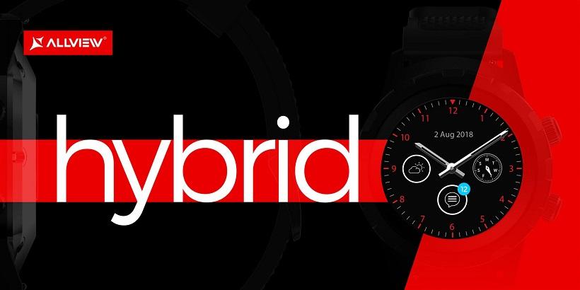 allview anunta un ceas si cu display dar si cu ace!