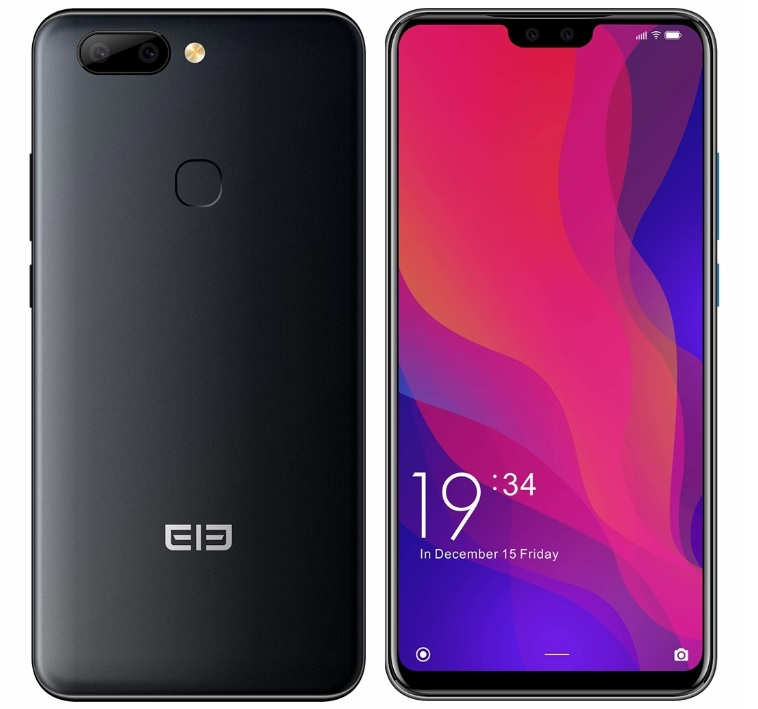 telefoane noi: elephone a5, a3 pro, sx si elephone p60