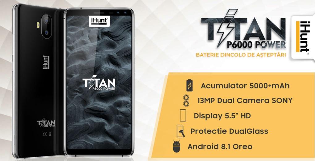 ihunt titan p6000 power