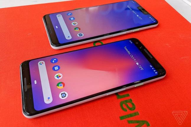 google pixel 3 si pixel 3xl