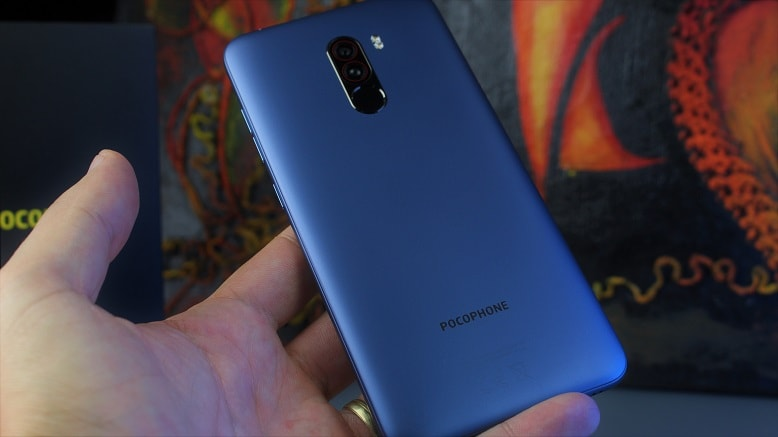 review xiaomi pocophone f1