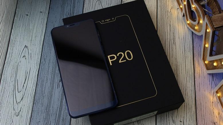 cubot p20