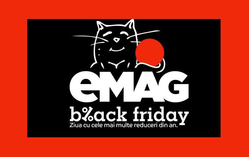 ofertele emag pentru black friday 2018 si cateva promisiuni
