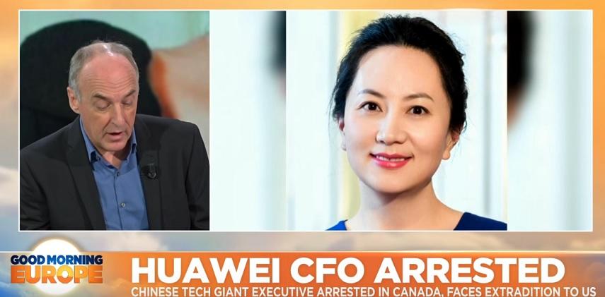 oficiali huawei arestati in canada, vor fi extradati in sua