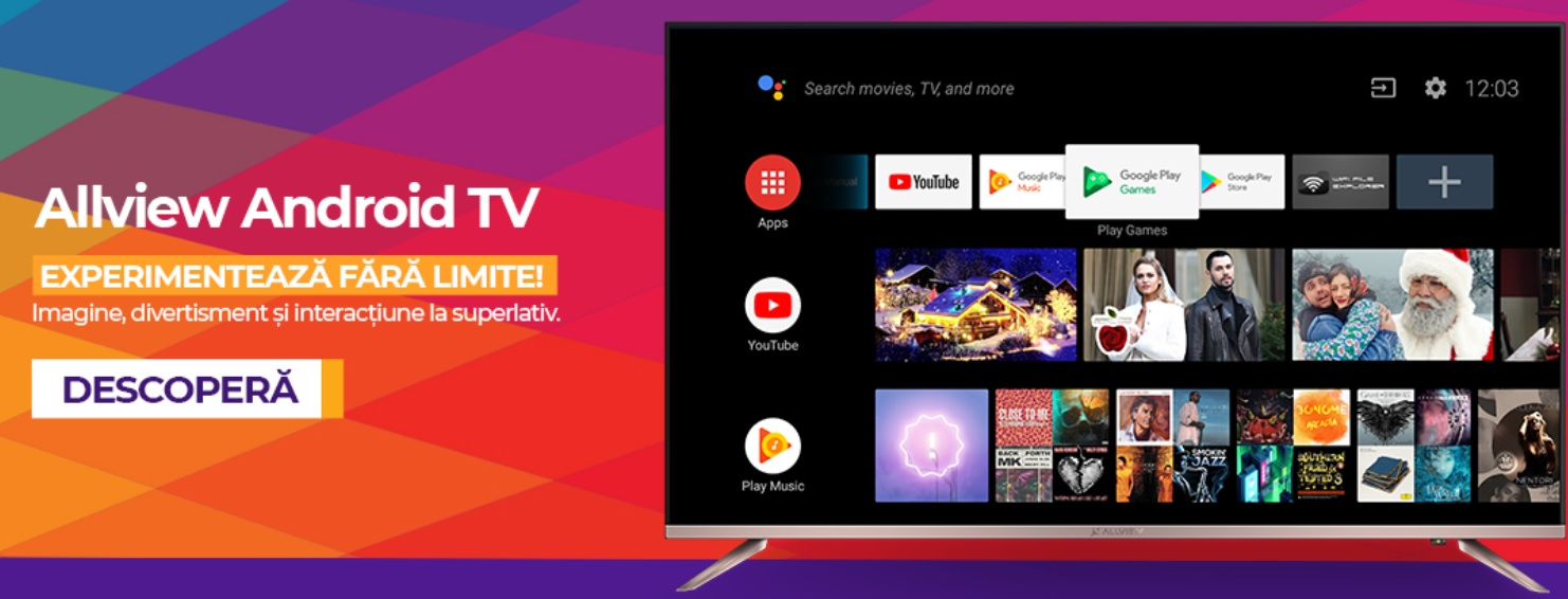 televizoare cu android