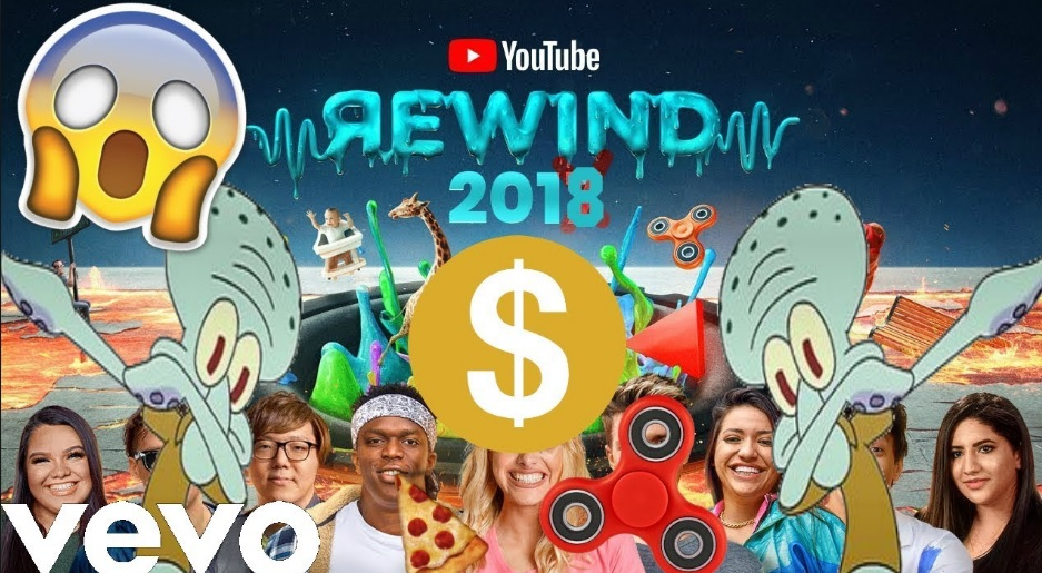 top romania si global- cele mai populare clipuri pe youtube in 2018