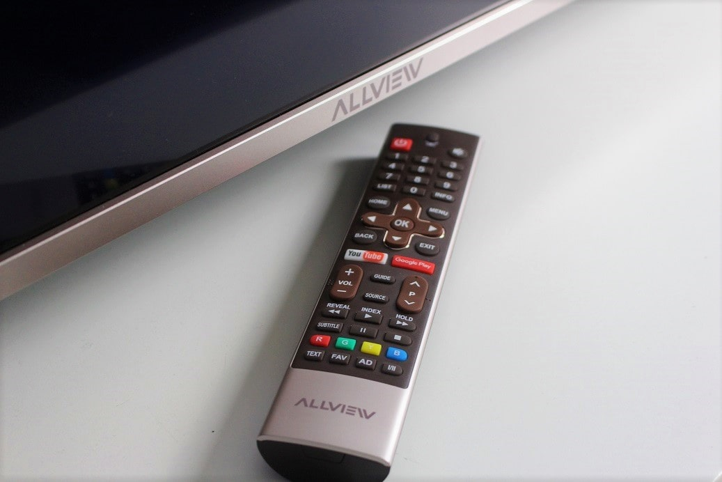 allview android smart tv 4k