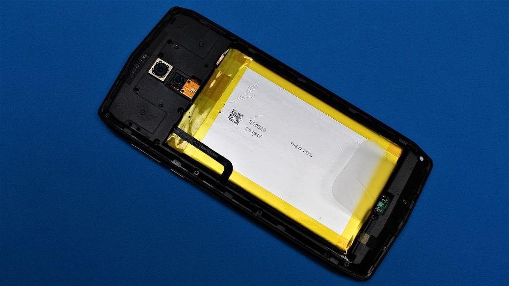 secretul lui ihunt p11000 pro si inca un test al bateriei