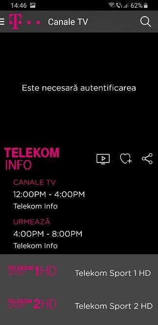 tv onlinepe telefon