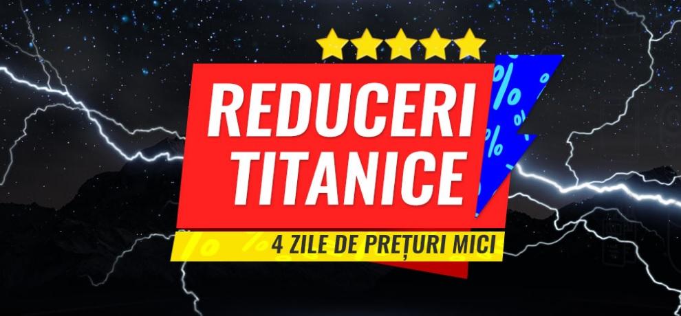reduceri titanice la ihunt, magazinul are o campanie de reduceri
