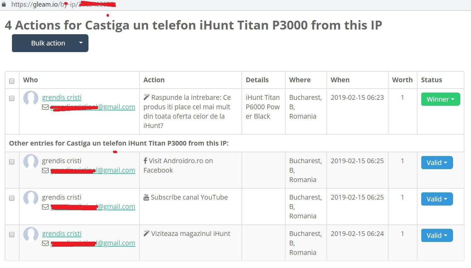 ihunt titan p3000