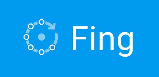 aplicatia fing network tools