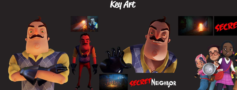 Secret Neighbor secret neighbor
