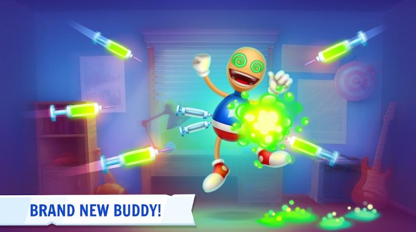 Kick the Buddy: Forever, joc ciudat dar in top, pentru telefon in 2019
