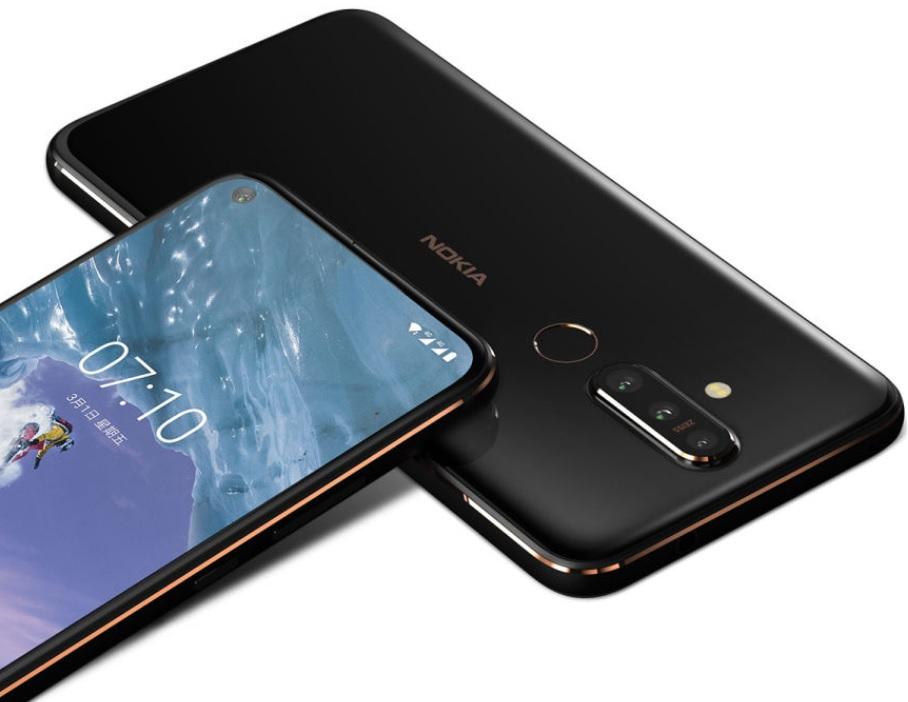 Nokia X71 (8.1 Plus) este oficial, primul cu display perforat, pret