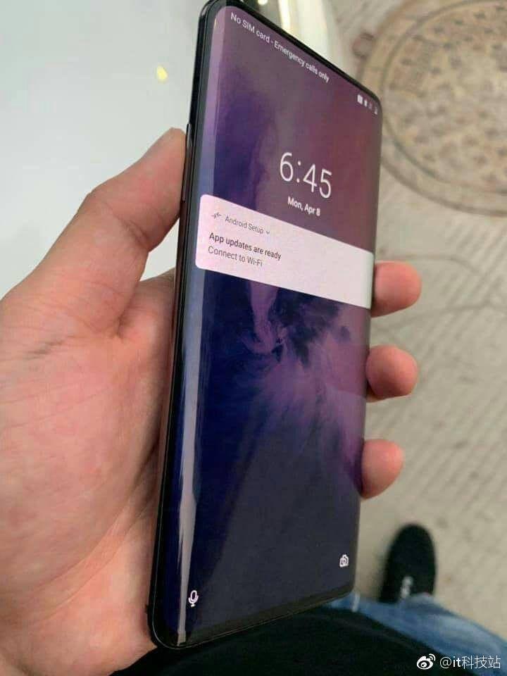 Primele poze reale cu OnePlus 7 PRO si cateva detalii