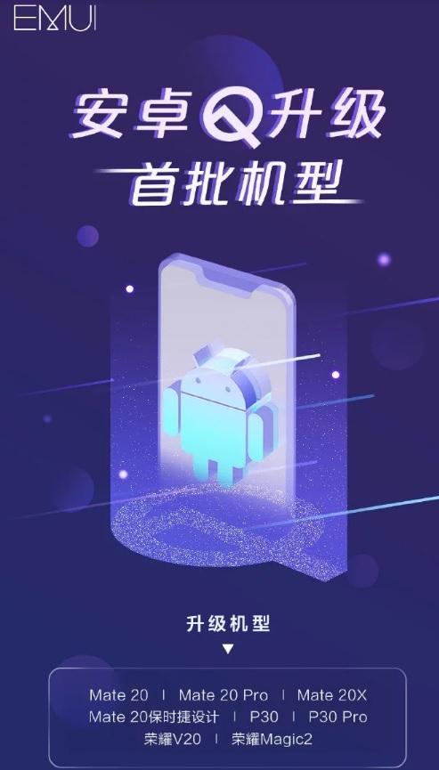 telefoanele huawei ce primesc android q 10 si in romania