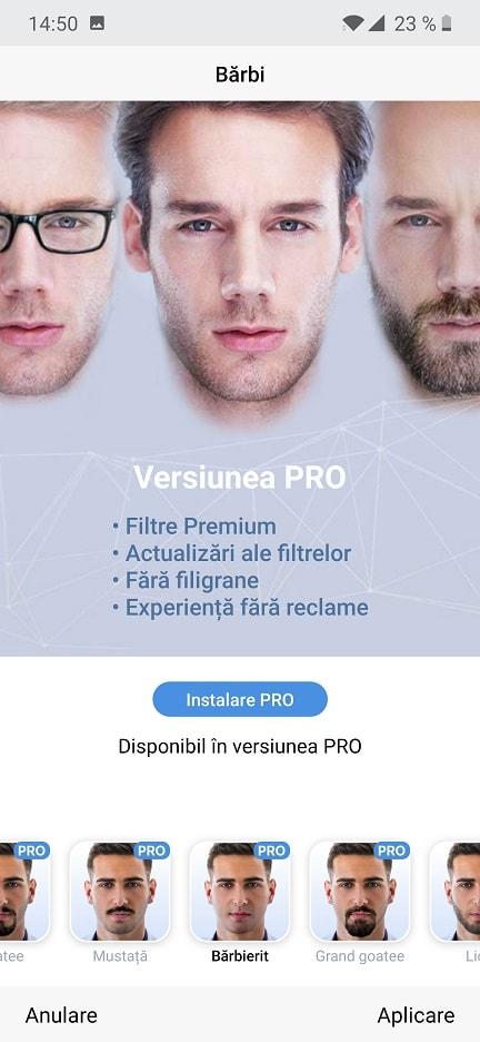 aplicatia faceapp