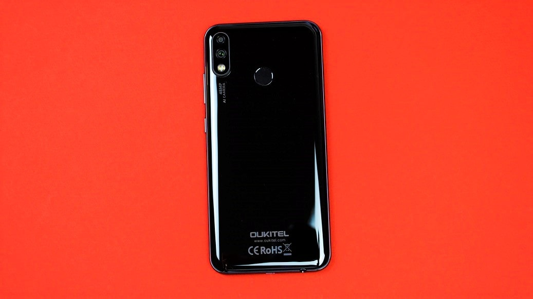 review oukitel y4800 (digi k2)