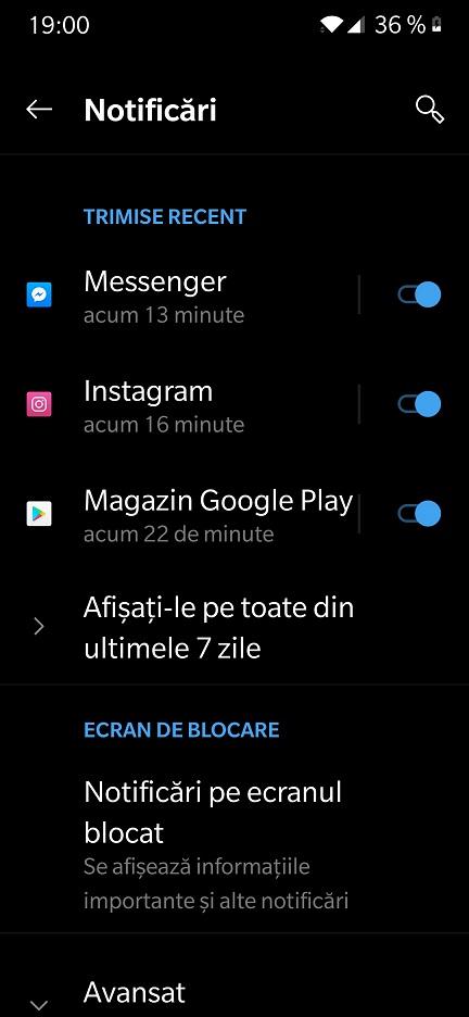 aplicatiile se actualizeaza automat si esti stresat cu notificarile? (2019)