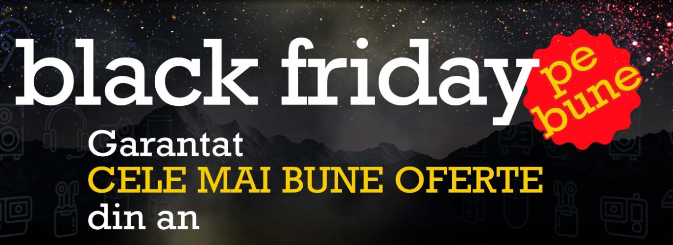 ihunt - chiar un real black friday pe 2019, start oferte