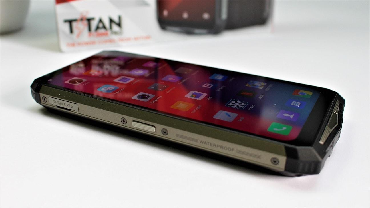 telefonul cu cea mai buna baterie, ihunt p13000 titan pro, review titan p13000 pro retestat cu ampere si iar cu pcmark