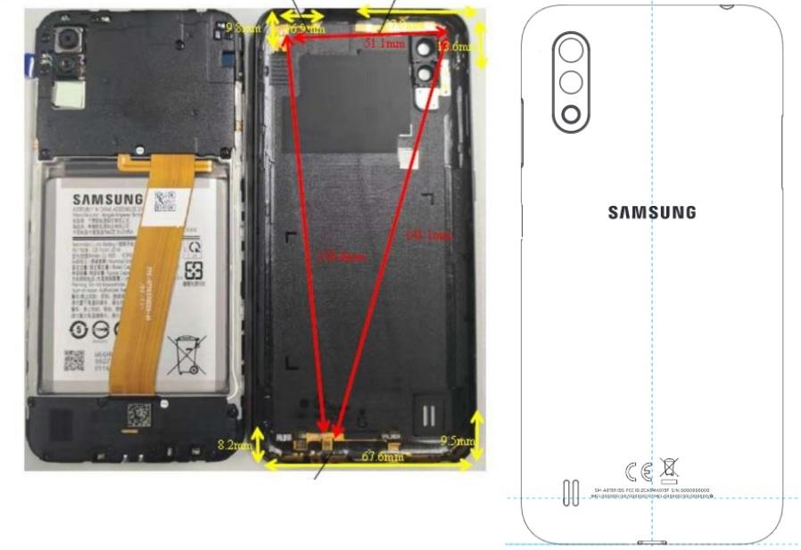 samsung galaxy a01, telefon de buget, probabil super ieftin