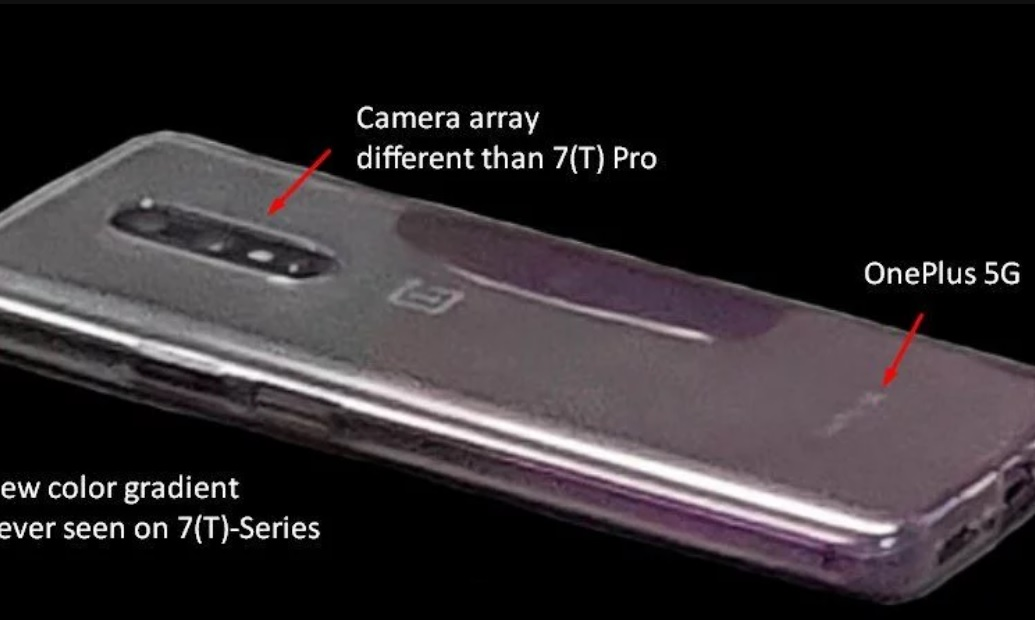 prima poza reala cu oneplus 8 pro, display perforat ce revine in 2020