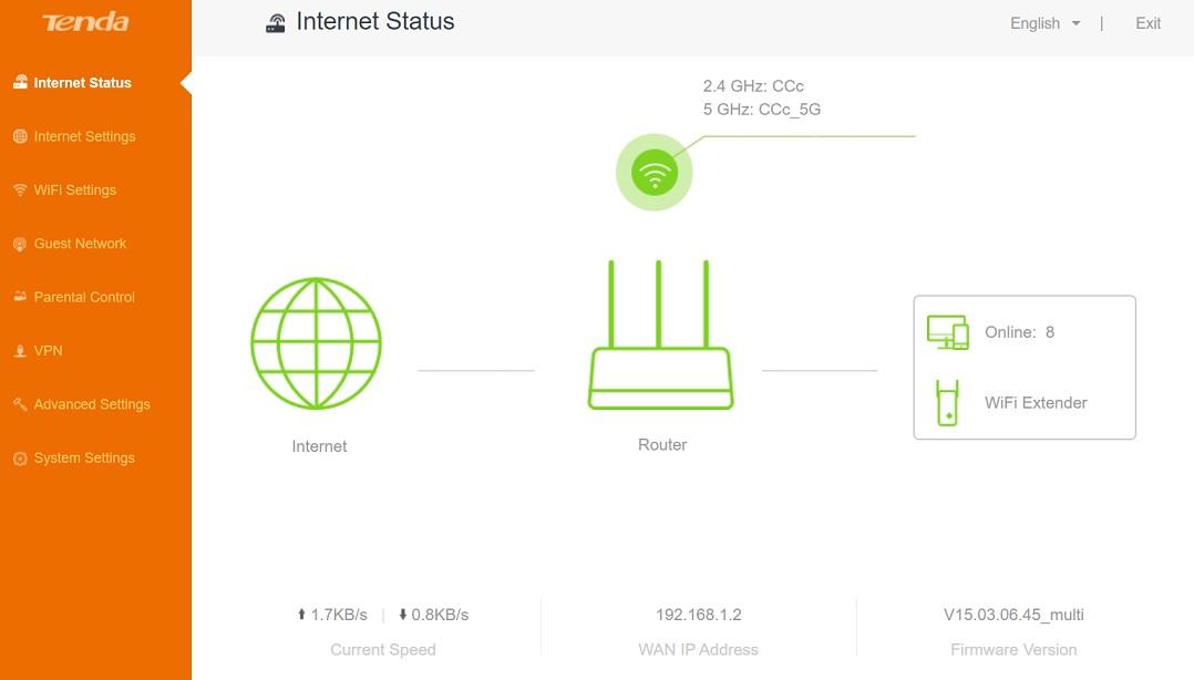 configurare router digi zte. viteza mai mare net, de la 2.5g la 5g