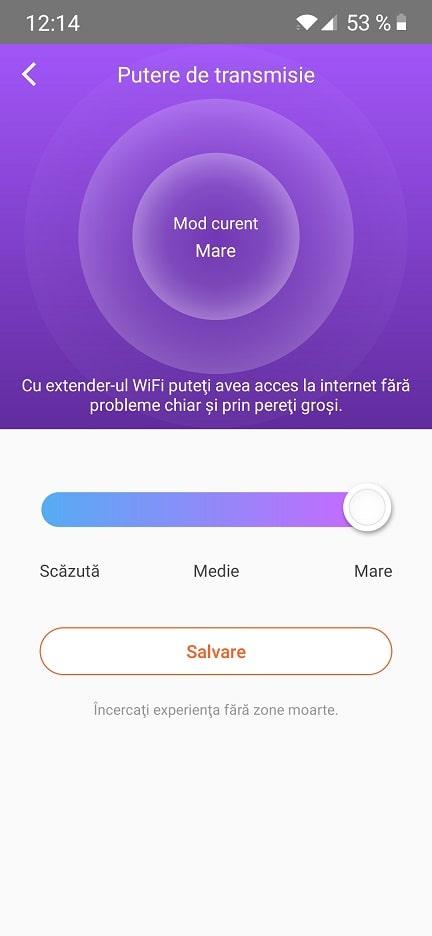 aplicatia tenda wifi