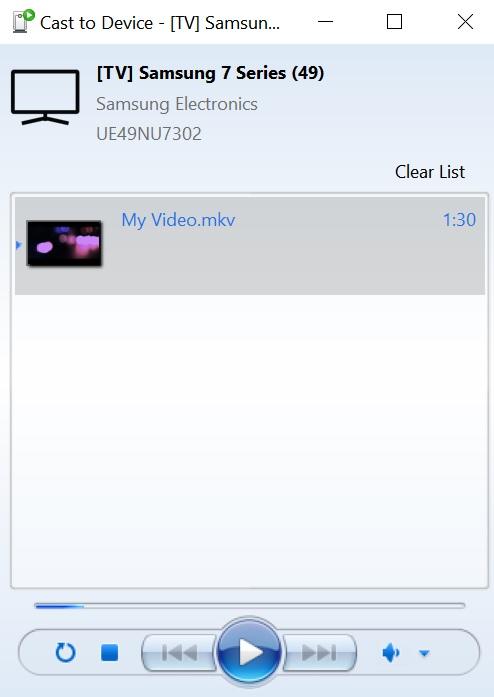 redare film de pe laptop pe smart tv, fara cabluri, wireless display